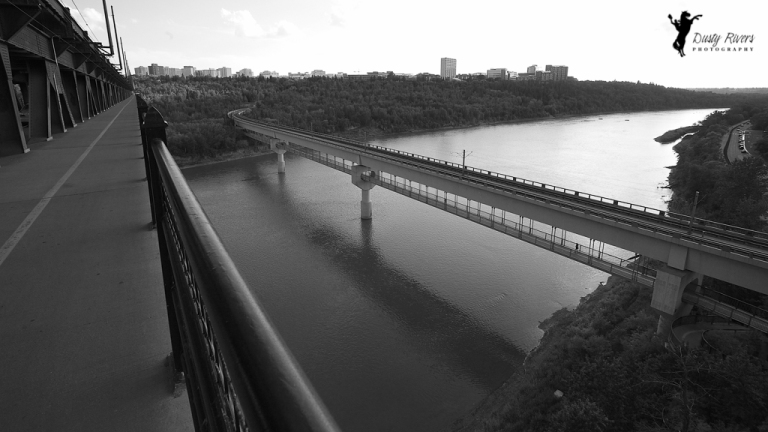 Edmonton Bridge river dustyriversphotography