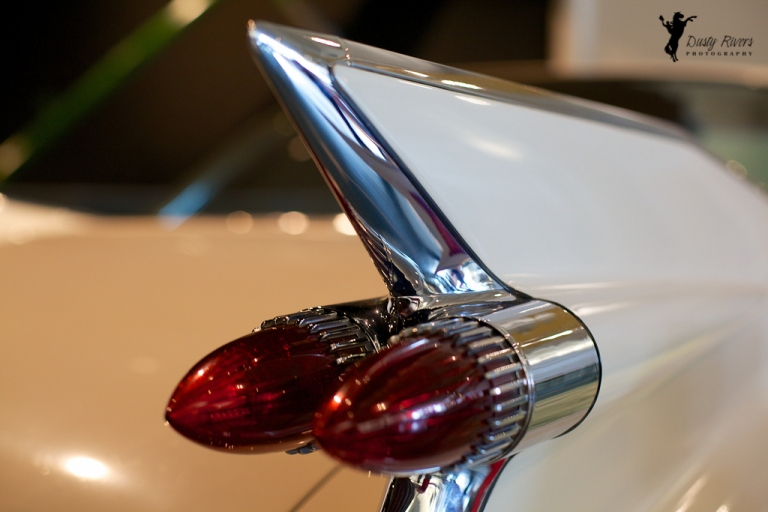 Cadillac Taillight Raynolds Alberta Museum Wetaskiwan Alberta Canada dustyriversphotography