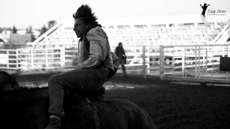 Sundre Rodeo grounds Bulls and Wagons Sundre Alberta dustyriversphotography