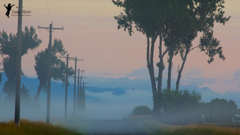 Sunrise Kalispell Montana USA dustyriversphotography