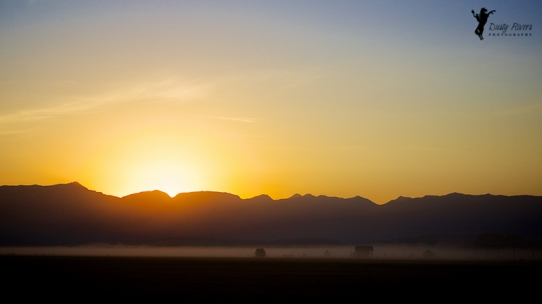 Sunrise on a farm 3 Kalispell Montana USA dustyriversphotography