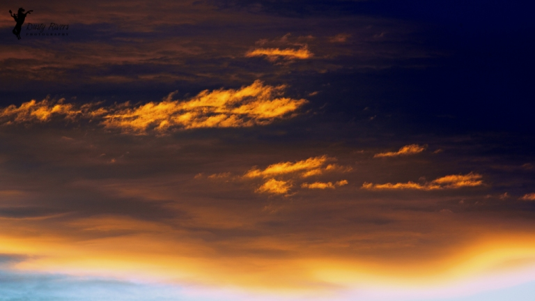 Sunset Crazy Clouds 3 Kalispell Montana USA dustyriversphotography