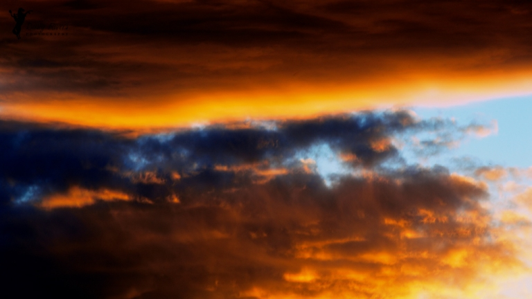 Sunset Crazy Clouds 4 Kalispell Montana USA dustyriversphotography