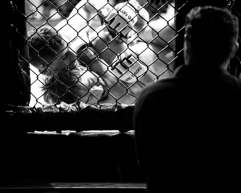 Hard Knocks Fighting 2, Century Casino, 2014, Black and white, Calgary, yyc, Alberta, Canada, dustyriversphotography