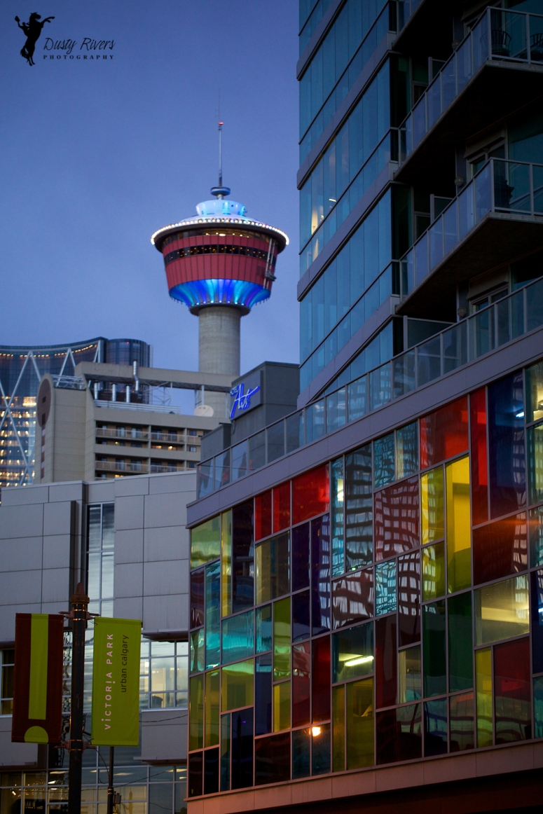 Calgary Tower, 1st St SW, canon, Calgary, yyc, Alberta, Canada, dustyriversphotography