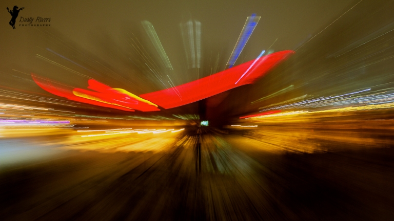 funky Calgary Saddledome pic, night shot, winter, downtown Calgary, Calgary, yyc, Alberta, Canada, dustyriversphotography