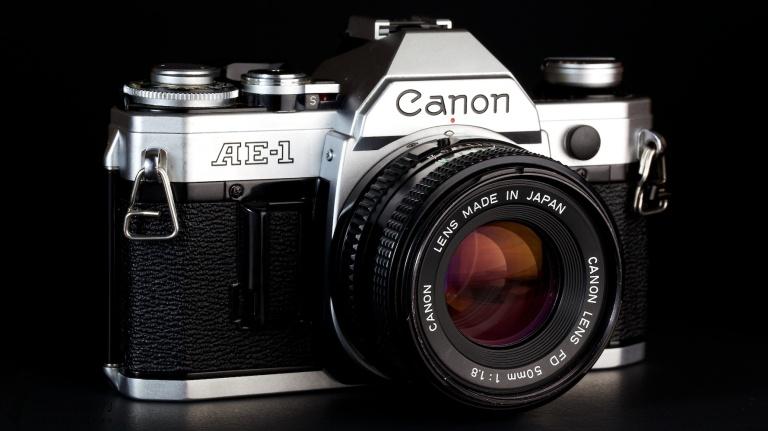 Canon AE-1, FD 50mm F1.8, Film Camera, Calgary, Alberta, Canada, Dusty Rivers Photography, dustyriversphotography.com