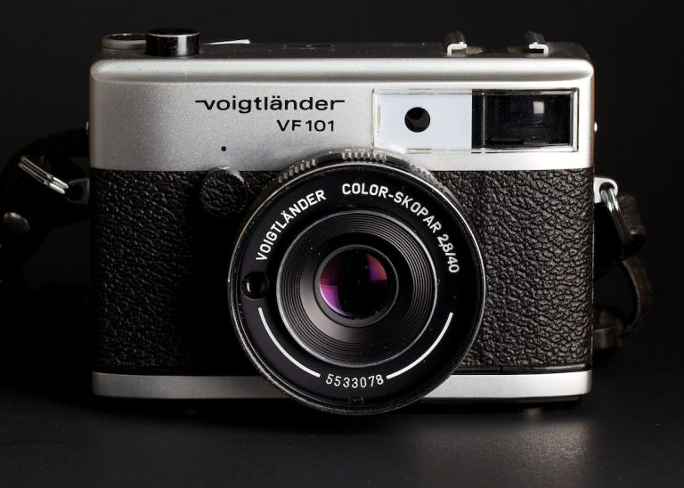 Voigtlander VF 101, Film Camera, Calgary, Alberta, Canada, Dusty Rivers Photography, dustyriversphotography.com