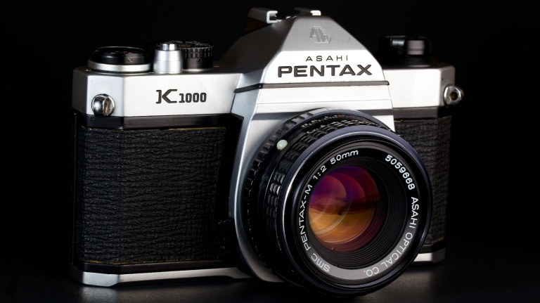 Pentax Asashi K1000, Pentax 50mm F2.0, Film Camera, Calgary, Alberta, Canada, Dusty Rivers Photography, dustyriversphotography.com