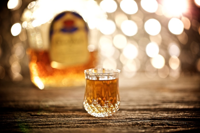 Crown Royal Shot, Crown Royal Whiskey, Canadian Whiskey, BOKEH, Calgary, YYC, Dusty Rivers Photography, dustyriversphotography.com