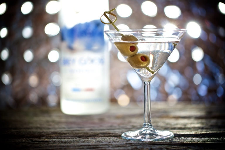 Grey Goose Martini, Grey Goose Vodka, Vodka Martini, BOKEH, Calgary, YYC, Dusty Rivers Photography, dustyriversphotography.com