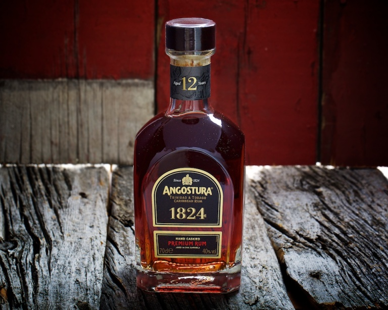 Angostura Rum, 1824, Premium Caribbean Rum, 750ml, 26 0z, Product of Trinidad & Tobago, Calgary, Ab., YYC, Dusty Rivers Photography, dustyriversphotography.com