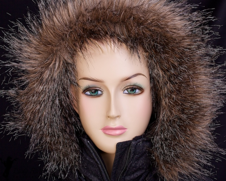 Sandy Rivers, mannequin photo, lifelike, Calgary, YYC, Dusty Rivers Photography, dustyriversphotography.com